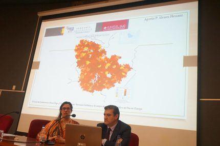 El profesor Álvarez Herranz elabora los criterios para calcular el PIB per cápita de la Serranía Celtibérica
