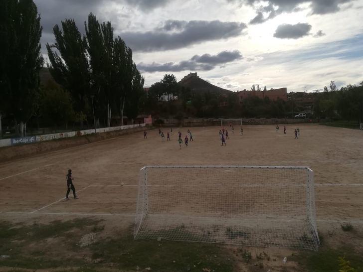 Valiosa victoria a domicilio del CD Sigüenza ante el Jadraque