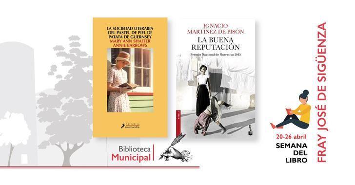Sigüenza ha celebrado su Semana Virtual del Libro