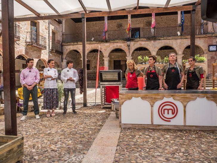 2.753.000 espectadores vieron el episodio de 'MasterChef Celebrity' cuya prueba de exteriores se grabó en Sigüenza