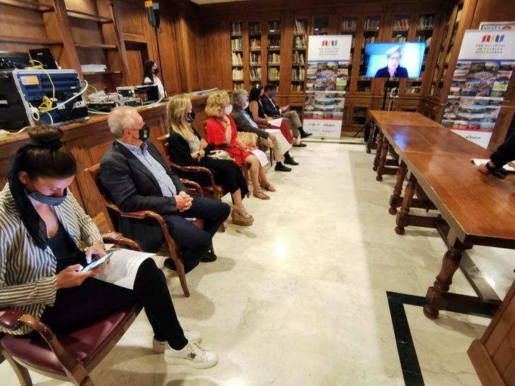 Sigüenza en la Red Nacional de Pueblos Acogedores para el Teletrabajo
