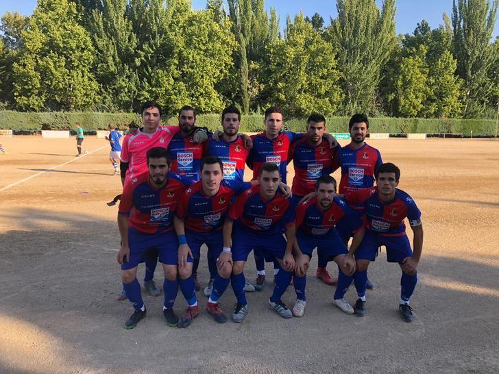 Empate sin goles, pero con buen fútbol, entre CD Sigüenza y CD Balona Conquense