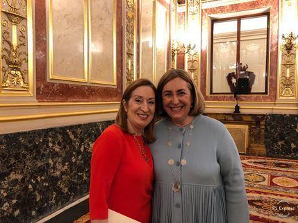El PP presenta sus mejores candidatos de CLM al Congreso de los DIputados : Silvia Valmaña por Guadalajara y Vicente Tirado por Toledo
