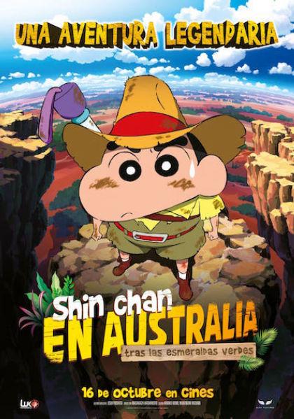 Sin Chan en Australia, tras las esmeraldas verdes