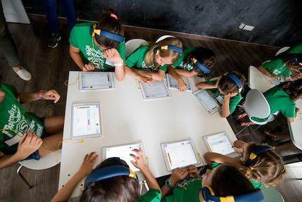Matemáticas, programación, robótica y experimentos científicos para divertirse en verano con Smartick