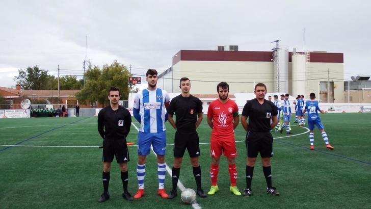 El Hogar Alcarreño,3-0, cae en Sonseca