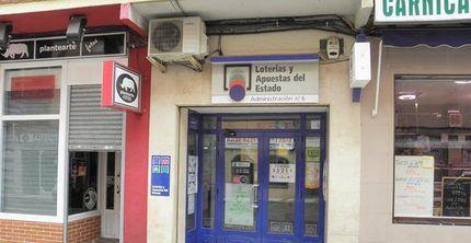 Parte del Segundo premio de la Lotería Nacional cae en Guadalajara capital