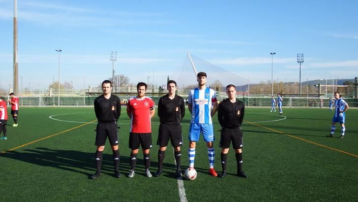 El Hogar Alcarreño, 1-2, vence en Talavera