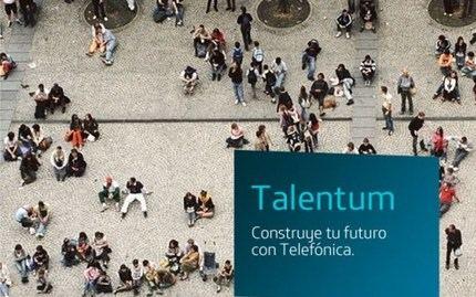 Nueva convocatoria de las becas Talentum de Telefónica