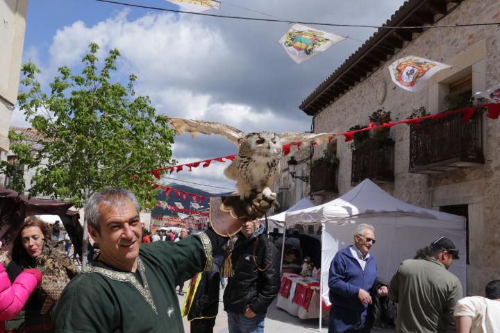 Este fin de semana, nueva edición del Mercado Medieval de Tamajón