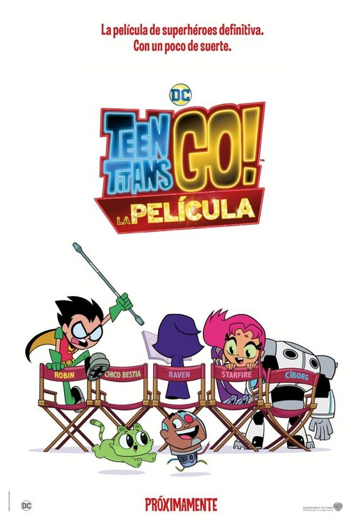 Ten Titans GO : La película