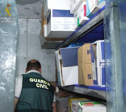 """La Guardia Civil investiga la presunta estafa del """"timo del nazareno"""" de cerca de 900.000 euros a bancos y a nueve empresas cárnicas"""