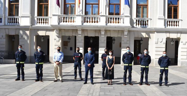 El Ayuntamiento de Guadalajara incrementará su plantilla de Bomberos en 17 efectivos y de Policía Local con 22 nuevos agentes