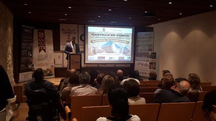 Exitosa Jornada Gastronómica en el castillo de Torija organizada por la Diputación de Guadalajara