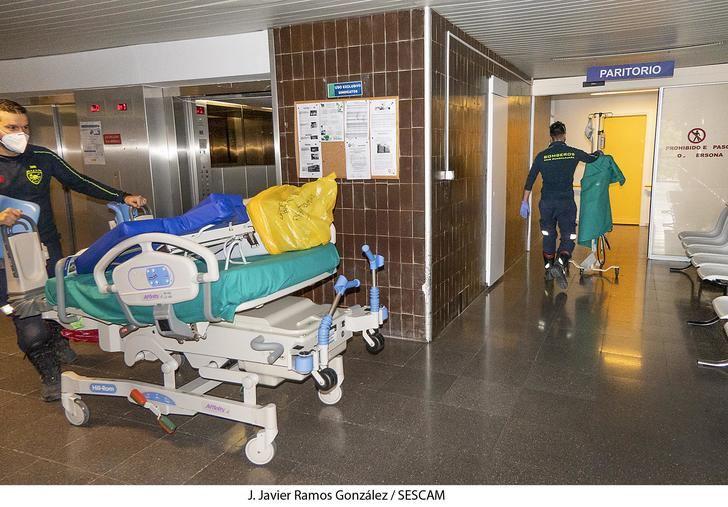 Vuelven al Hospital de Guadalajara las especialidades de Pediatría, Ginecología y Obstetricia y paritorio desde la Clínica de La Antigua