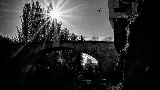 'Energía', Primer Premio General del III Concurso de Fotografía de Trillo por su potencia visual y la de su mensaje