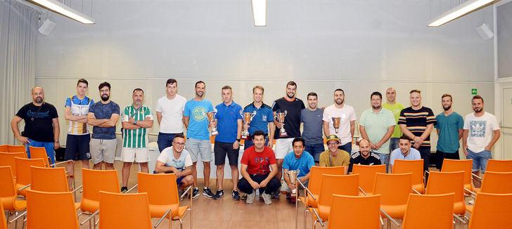 La XX Liga Municipal de Fútbol 7 en Azuqueca cuenta con 45 equipos inscritos