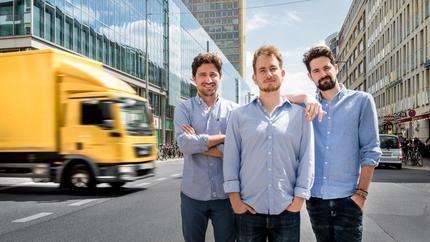 La startup española Trucksters presenta la solución tecnológica para reducir los accidentes de camión