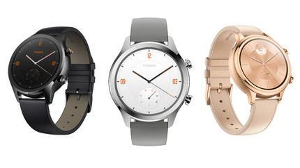 TicWatch C2 de Mobvoi, un smartwatch clásico con tecnología Google