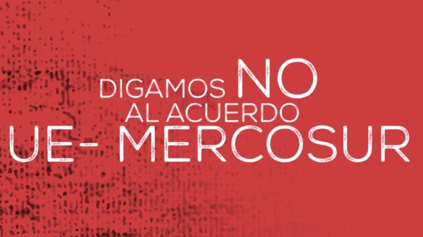 """La Amazonía se defiende: """"No al Acuerdo UE-Mercosur"""""""