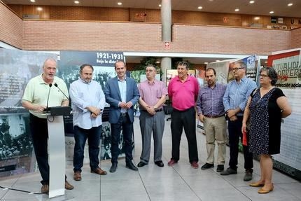 Guadalajara celebra los 130 años de la creación del sindicato UGT