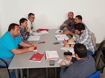 UGT Guadalajara afirma que respecto a la situación del Servicio de Ambulancias quedan muchas cosas por hacer