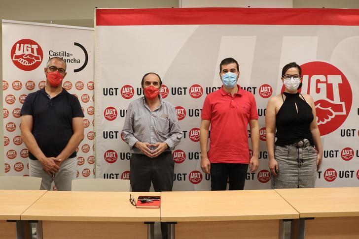 UGT CLM y Podemos CLM abren una vía de diálogo y debate sobre los problemas de la clase trabajadora en la región