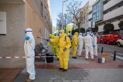 De los 693 nuevos casos detectados desde el viernes en CLM, 124 son de Guadalajara