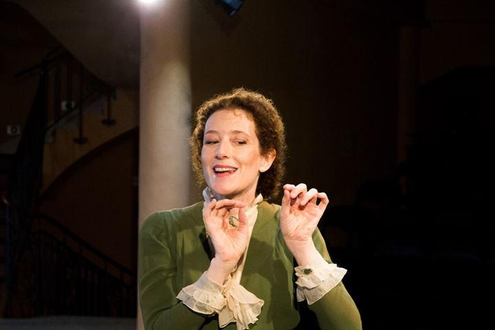 """""""Una habitación propia"""", de Virgina Woolf, en el Moderno de la mano de 'Otro Teatro'"""