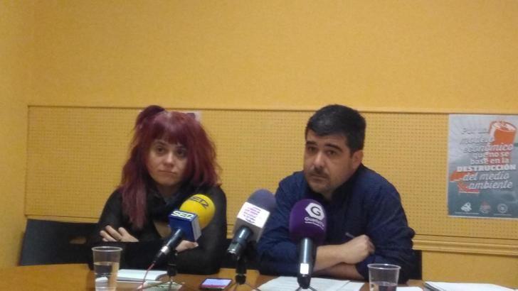 """Ahora Guadalajara, Podemos, IU y Equo se presentarán a las elecciones bajo la nueva coalición """"Unidas"""""""