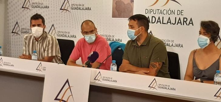 Unidas Podemos Izquierda Unida Guadalajara presenta su propuesta en relación al conflicto de la plantilla de GEACAM