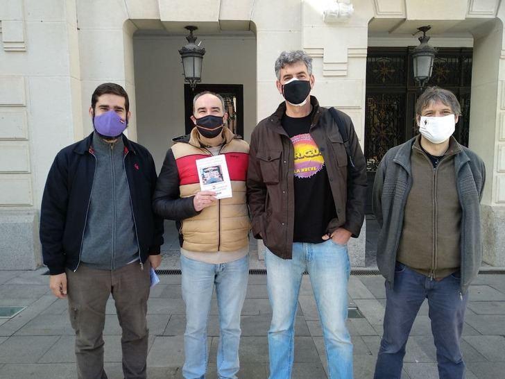 Desde UNIDAS PODEMOS y la agrupación republicana proponen que el ayuntamiento de Guadalajara impulse un horizonte republicano