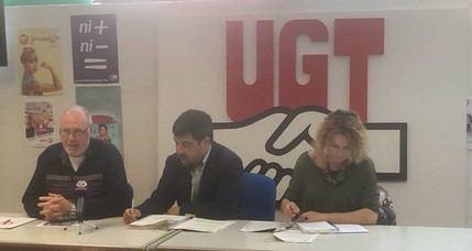 La derogación de las reformas laborales, compromiso de Unidas Podemos