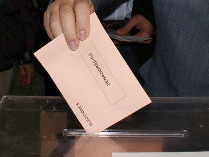 La participación en las elecciones baja en Guadalajara 2,84 puntos y en Castilla La Mancha 4,63