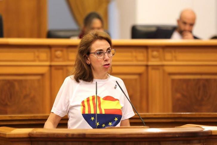 """López (Cs) : """"El Gobierno de Page se opone a presentar un informe para retratar el estado de la dignidad del sistema sanitario regional"""""""