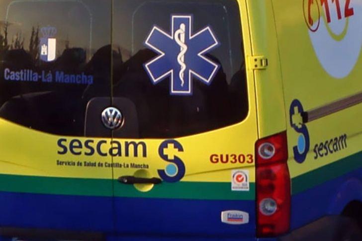 Una mujer de 67 años muere y otra resulta herida en un accidente de tráfico en Alovera