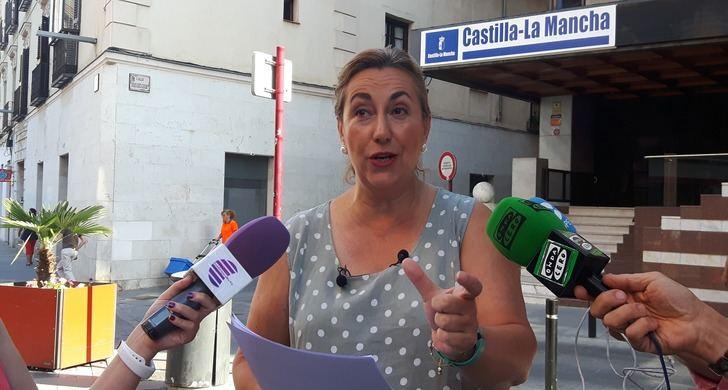 Valmaña denuncia un fuerte aumento de listas de espera en el Hospital de Guadalajara y la derivación de pacientes a la sanidad privada