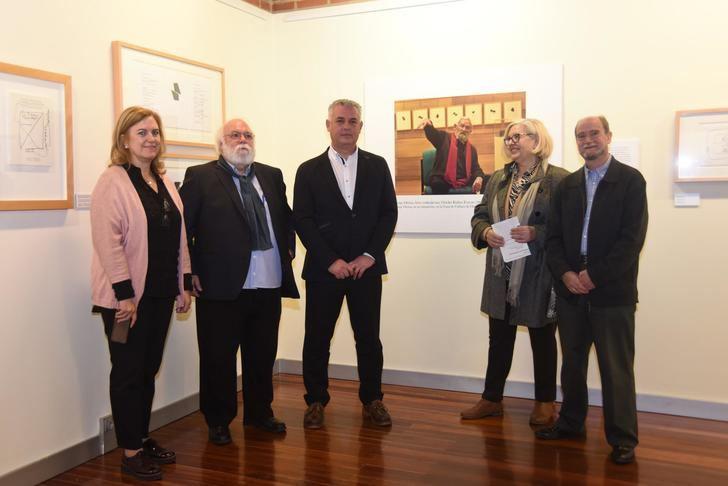 """La Sala de Arte """"Antonio Pérez"""" de Guadalajara acoge hasta el 7 de diciembre una exposición de obras de Jorge Oteiza"""