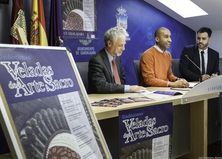 El afamado contratenor veneciano Filippo Mineccia estará en las Veladas de Arte Sacro de Guadalajara