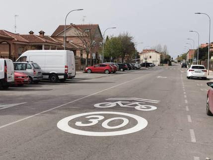 Entran en vigor las nuevas limitaciones de velocidad a 20 o 30 kilómetros por hora en vías urbanas