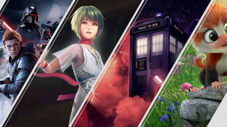 Star Wars: Jedi Fallen Order, Last Labyrinth y Doctor Who: The Edge of Time llegan a PS4