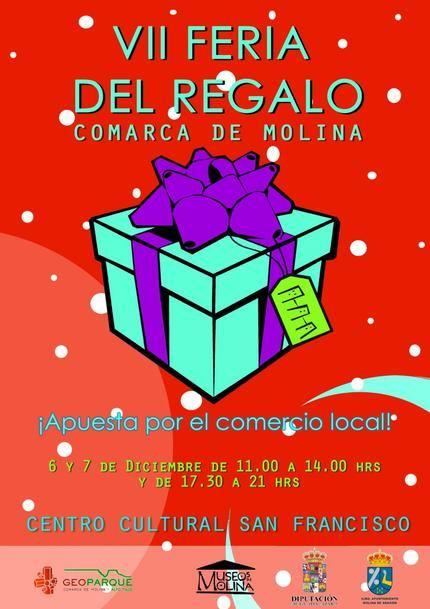 VII Feria del Regalo del Geoparque de Molina
