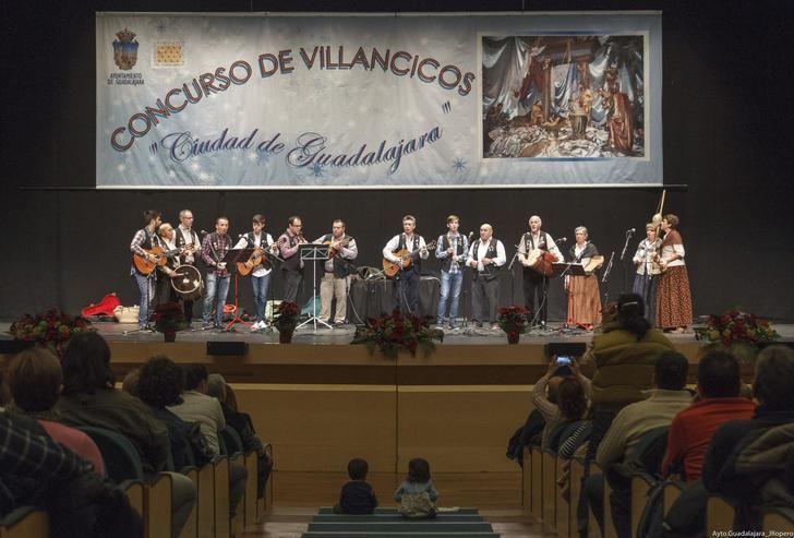 Convocado el XXIX Concurso de Villancicos Ciudad de Guadalajara