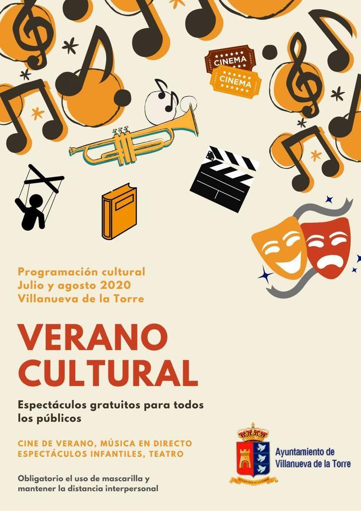 Villanueva de la Torre ofrece una amplia programación de calidad con su 'Verano Cultural'