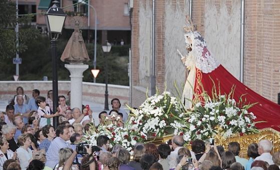 Guadalajara prepara ya sus fiestas en honor a la Virgen de la Antigua