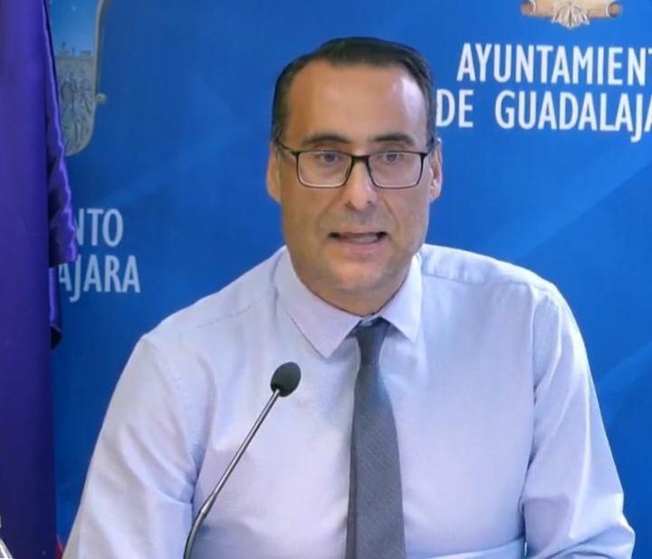 Vox recurrirá la designación del gerente del Patronato de Cultura del Ayuntamiento de Guadalajara