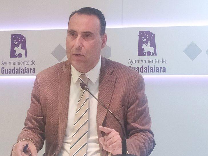 """Vox exige """"datos concretos de los test, de los protocolos de seguridad y detección para todo el personal del Ayuntamiento de Guadalajara"""""""