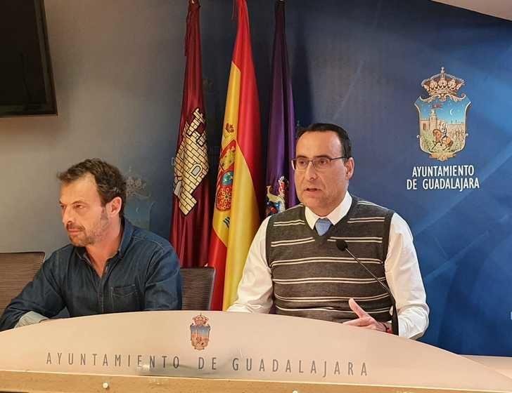 Vox solicita al Ayuntamiento de Guadalajara que los grupos municipales puedan destinar su asignación económica a los afectados por el coronavirus