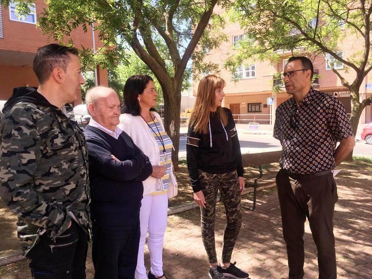 """Antonio de Miguel: """"Para VOX no habrá distinción en Guadalajara entre barrios de primera y de segunda categoría"""""""