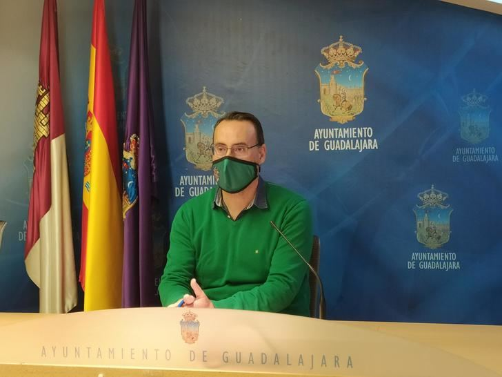 VOX pedirá que las nuevas calles o plazas de Guadalajara estén dedicadas a aquellos que han luchado contra el coronavirus en la ciudad